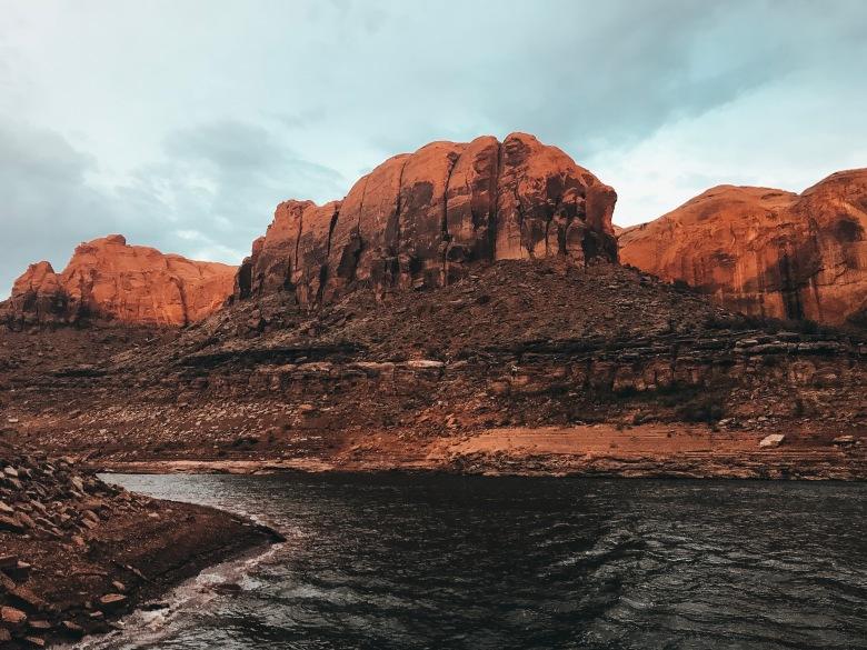 Utah Rocks on Lake Powell