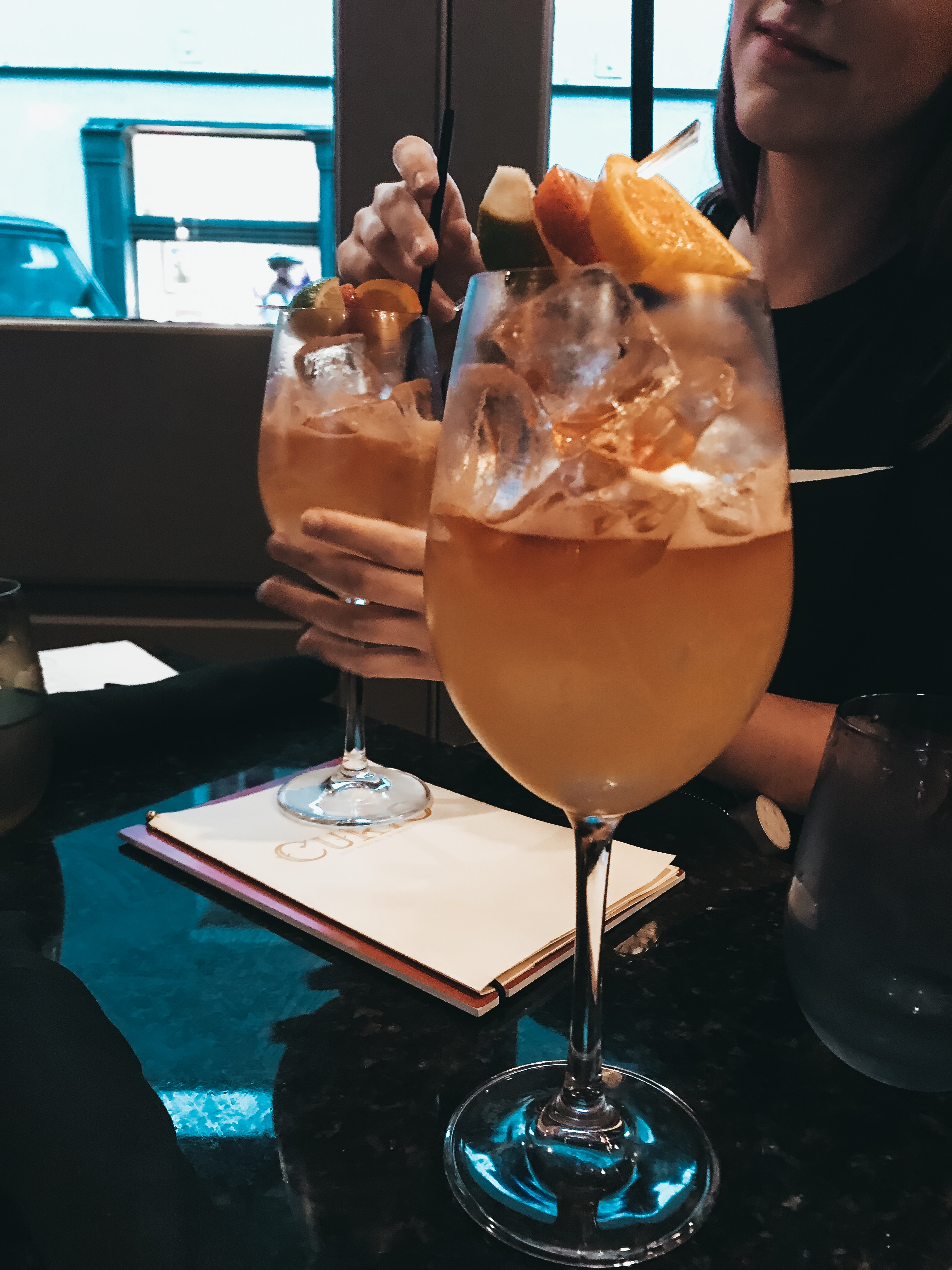 hurricane drinks