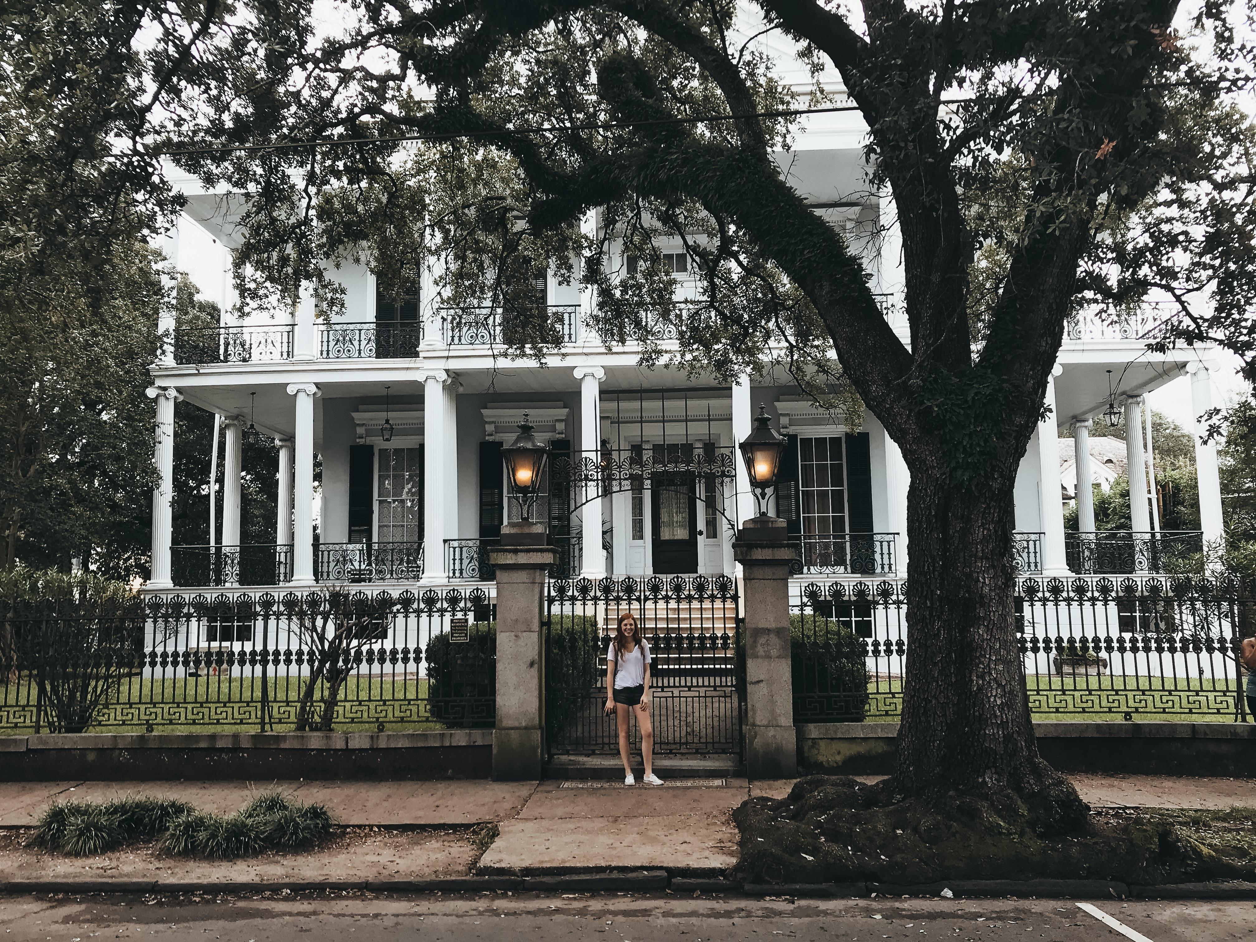 mansion house