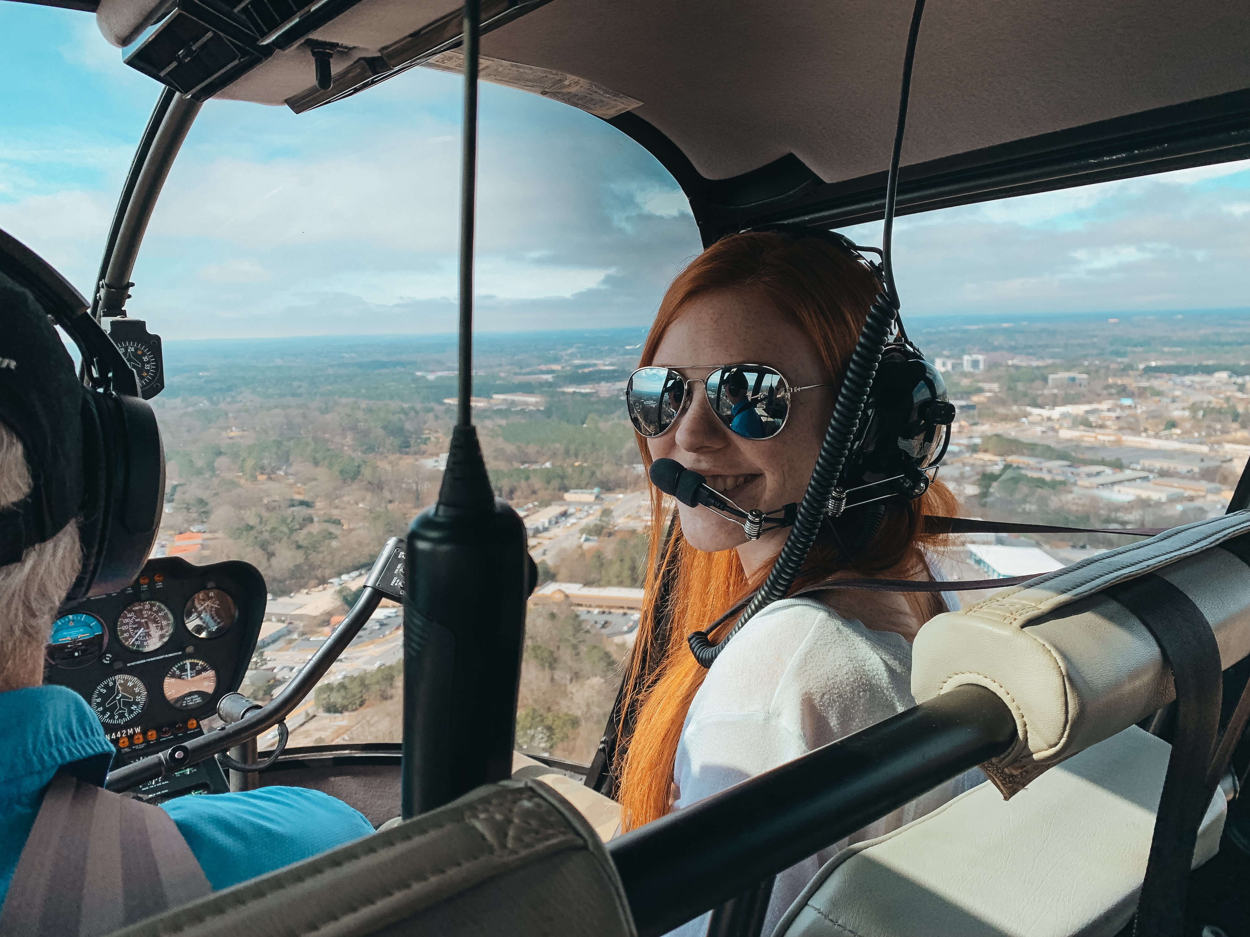 helicopter pilot, flight lesson