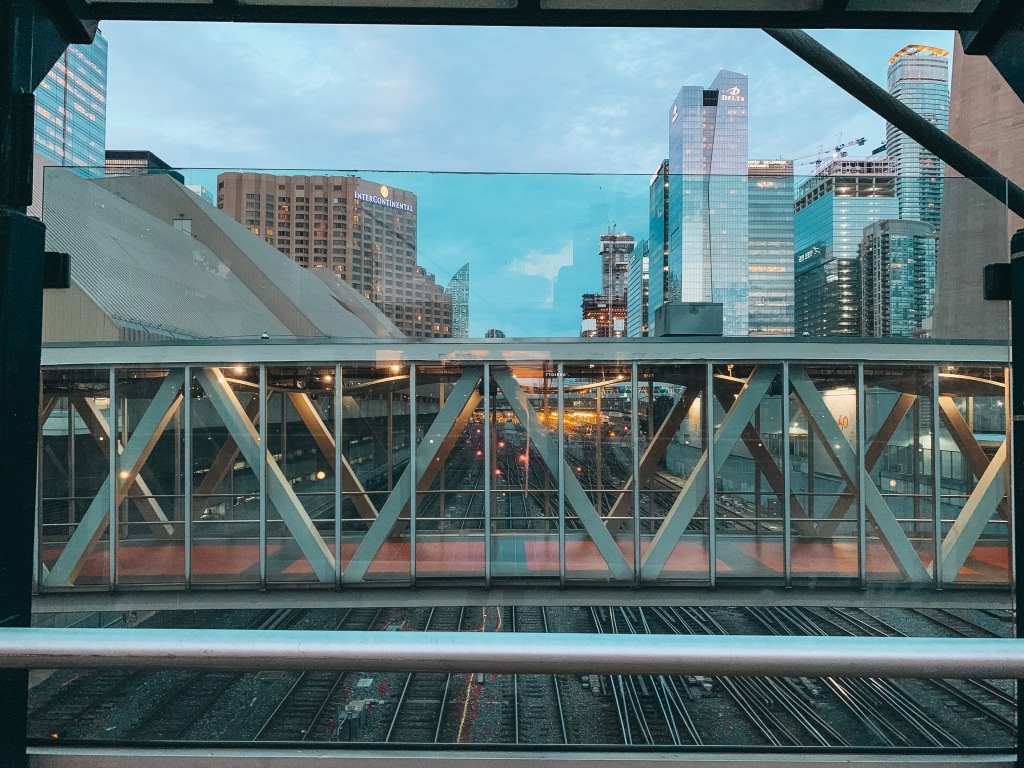 Toronto Train Tracks